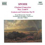Spohr: Clarinet Works (CD)