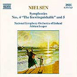 Produktbilde for Nielsen: Symphonies (CD)