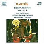 Bartók: Piano Concertos (CD)