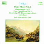 Grieg: Piano Works, Vol. 1 (CD)