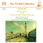 Vivaldi: Cello Concertos, Vol. 3 (CD)