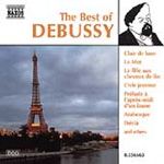 The Best of Debussy (CD)