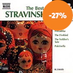 Produktbilde for The Best of Stravinsky (CD)