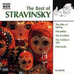 The Best of Stravinsky (CD)