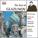 The Best of Glazunov (CD)