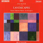 Ole Buck: Landscapes (CD)
