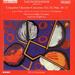 Holmboe - Complete Chamber Concertos, Vol 4 (CD)