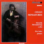 Cello Miniatures (CD)
