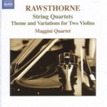 Rawsthorne: String Quartets (CD)