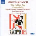 Shostakovich: The Golden Age (CD)