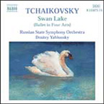Tchaikovsky: Swan Lake - highlights (DVDA)