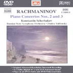 Rachmaninov: Piano Concertos Nos 2 and 3 (DVDA)