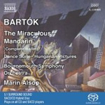 Bartók: The Miraculous Mandarin (Complete Ballet); Dance Suite; Hungarian Pictures (SACD)