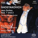 Shostakovich: Jazz Suites Nos 1 and 2; The Bolt (SACD)