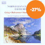Norwegian Classical Favourites (CD)