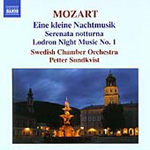 Mozart: Serenades K239 & K525, and Divertimento K247 (CD)