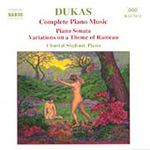 Dukas: Complete Piano Works (CD)