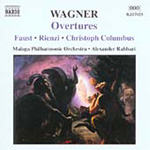 Wagner: Overtures (CD)
