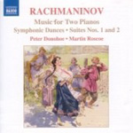 Rachmaninov: Works for Two Pianos (CD)
