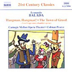 Balada: Hangman, Hangman!; The Town of Greed. (CD)