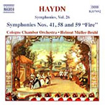 Haydn: Symphonies Vol 26 (CD)