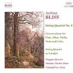 Bliss: String Quartet No 1 & Others Chamber Works. (CD)