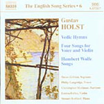 Holst: Songs (CD)