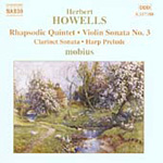 Howells: Chamber Music (CD)