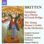 Britten: Frank Bridge Variations; Young Person's Guide (CD)