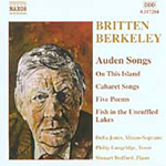 Berkeley, L; Britten: Songs (CD)