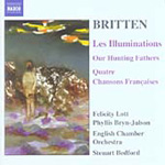 Britten: Orchestral Songs Cycles Vol 1 (CD)
