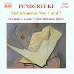 Penderecki: Complete Works for Violin and Piano (CD)