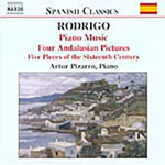 Rodrigo: Piano Works, Vol 1 (CD)