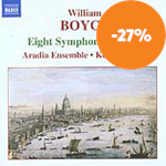 Produktbilde for Boyce: (8) Symphonies, Op 2 (CD)