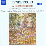 Penderecki: A Polish Requiem (CD)