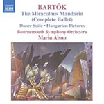 Bartók: The Miraculous Mandarin, Op. 19 (CD)