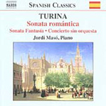Turina: Piano Music, Volume 2 (CD)