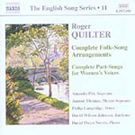 Quilter: Complete Folk-Song Arrangements (CD)