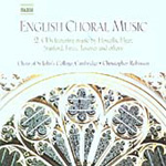 English Choral Tradition (CD)