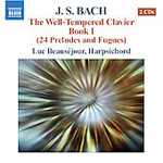 Bach: The Well-Tempered Clavier; (24) Preludes & Fugues (CD)