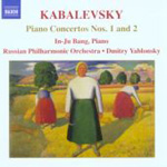 Kabalevsky: Piano Concertos Nos 1 and 2 (CD)