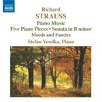 Strauss, R: Piano Works (CD)