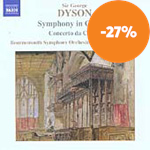 Produktbilde for Dyson: Orchestral Works (CD)