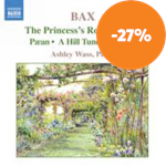 Bax: Piano Music, Vol 3 (CD)