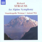 Strauss: An Alpine Symphony (CD)