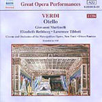 Verdi: Otello (CD)