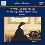 Women At The Piano, Vol 2 (CD)