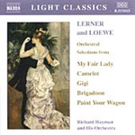 Loewe, F: Selections from Various Works. (CD)