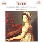 Soler: Sonatas for Harpsichord, Vol 8 (CD)