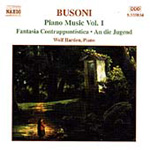Busoni - Piano Music, Vol. 1 (CD)